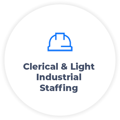 Clerical & Light Industrial Staffing